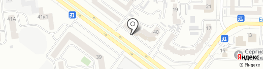 Орион телеком на карте Абакана