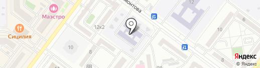 Иванушка на карте Абакана