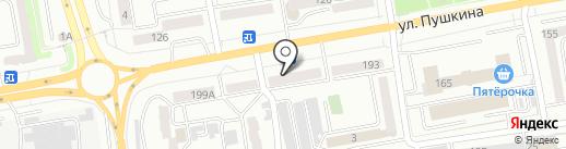 Аптека.ру на карте Абакана