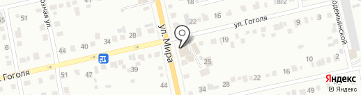 PROСВЕТ на карте Абакана