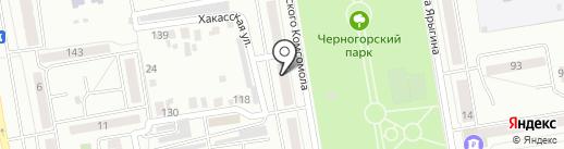 АвтоShop19 на карте Абакана
