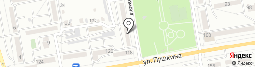 Shik на карте Абакана