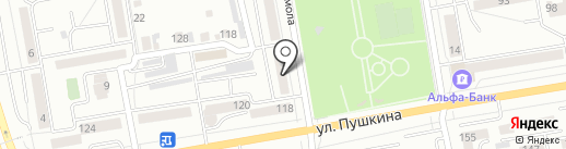 Тай спа студия на карте Абакана