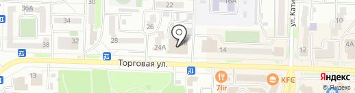 ЮКОМ на карте Абакана