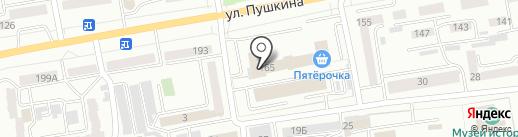 Стоп Займ на карте Абакана