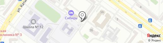 BeatyFit на карте Абакана