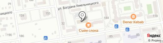 ЭРМИТАЖСЕРВИС.РФ на карте Абакана