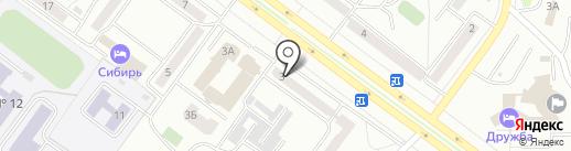Имидж Леди на карте Абакана