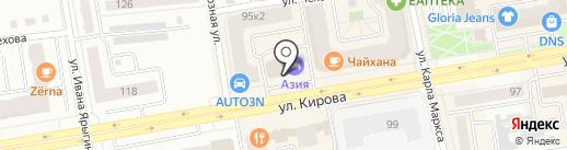 PurPur на карте Абакана