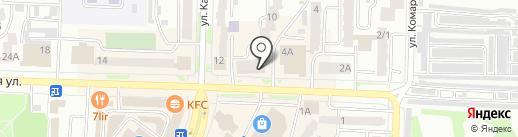 Лимпопо на карте Абакана