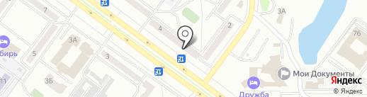 InfoLife на карте Абакана