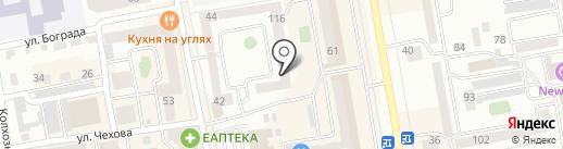 Школа ногтевого дизайна на карте Абакана