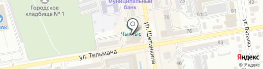 СоколоваDekor на карте Абакана