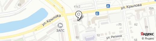 iMobi.Club на карте Абакана