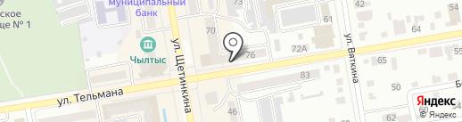 Медтехторг на карте Абакана