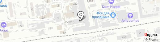 Reni на карте Абакана