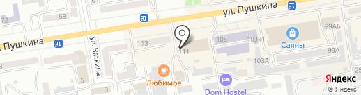 Khit.info на карте Абакана