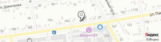 ТелеМир на карте Абакана