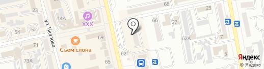 АБН-Сервис на карте Абакана
