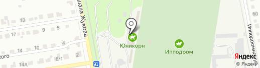 Добрый доктор на карте Абакана