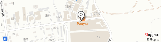 Автолюкс на карте Абакана