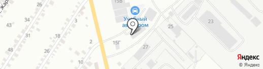 М-ЛОГИСТИКА на карте Абакана