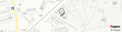 Оптовая компания на карте Абакана