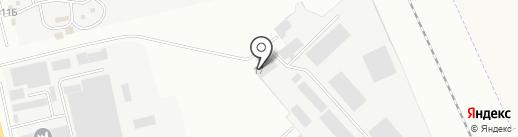 ПроектСервис на карте Абакана