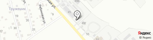 ГРАВЕР-МАСТЕР на карте Абакана
