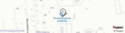 Ресурс Комплект на карте Абакана