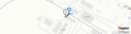 Ниагара на карте Абакана