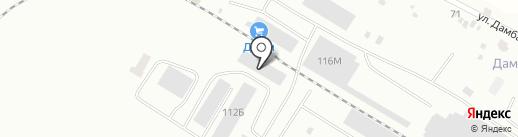 АкваТрейд на карте Абакана