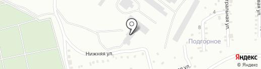 АзгардСтрой на карте Абакана