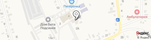 QIWI на карте Подсинего