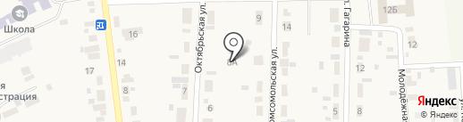Подсинская детская музыкальная школа на карте Подсинего