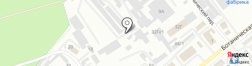Hyundai service на карте Минусинска