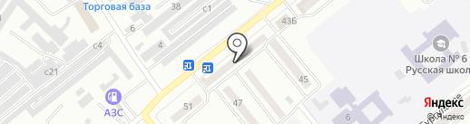 Ваше любимое на карте Минусинска