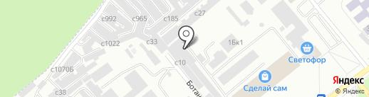 ВыХод на карте Минусинска