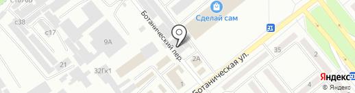 Эксперт на карте Минусинска