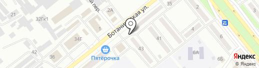 Магазин бытовой техники и электроники на карте Минусинска