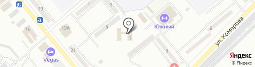 Центр гигиены и эпидемиологии в Красноярском крае на карте Минусинска