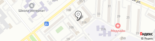 Енисейстанкосервис на карте Минусинска