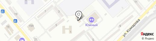 Bonjour на карте Минусинска