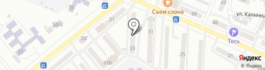 ИнфоЦентр на карте Минусинска