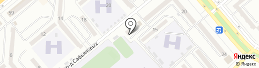 Комплексный центр социального обслуживания населения и муниципального образования на карте Минусинска