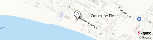 Фельдшерско-акушерский пункт на карте Опытного поля