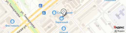 Интерьер на карте Минусинска