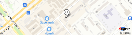 7 карат на карте Минусинска