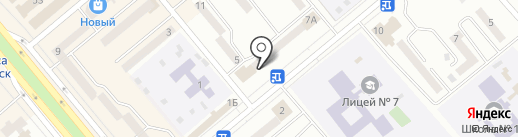 АвтоРезерв на карте Минусинска