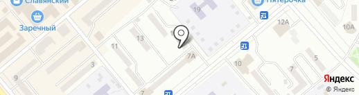 Южно-региональная торгово-промышленная палата Красноярского края на карте Минусинска